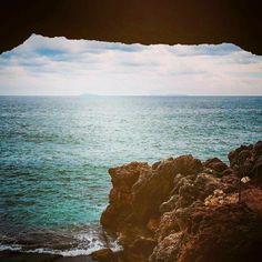 Grotta delle Capre. San Felice Circeo