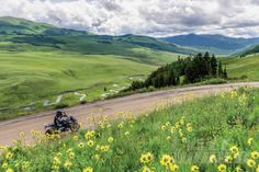 2015 ADVENTURE RALLY – COLORADO ROCKIES EDITION Beautiful scenery meets wonderful riding and creates a great event. adventure bike riding along the Colorado countryside