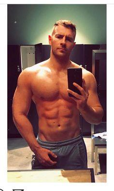 muscle body xxx  german men