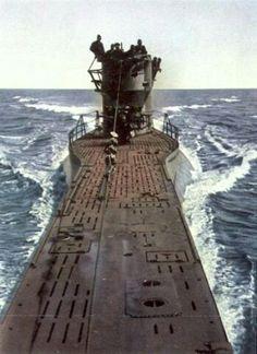 U Boat type VII C                                                       …