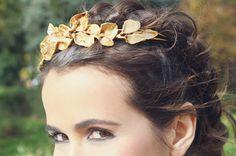 Tiara de Rocio Porres en el blog Collage Vintage
