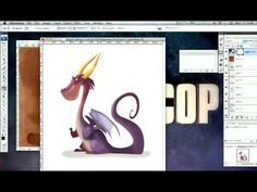 Adding Texture to your Illustrations in Photoshop