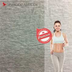 Breathable Poly Spandex Cationic Active Wear Fabric is a fabric made from cationic polyester and spandex. Spandex Fabric, Active Wear, China, Pants, How To Wear, Fashion, Moda, Trousers, Fashion Styles