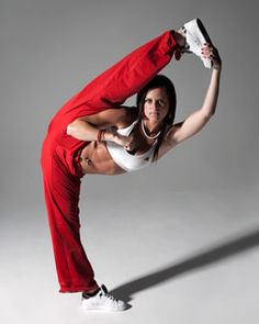 Awesome! but possible with effort and stretching everyday...without forcing your body for not injure yourself...