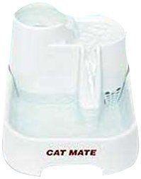Cat Mate Pet Fountain, 70 fl. oz. Water Capacity