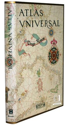 Universal Atlas, Diogo Homem (16Th C.)  the most productive Portuguese cartographer – are the most emblematic and priceless example of the navigation charts produced