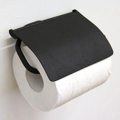 ToiletPaperHolder/ペーパーホルダー/アイアンペーパーホルダー。真鍮 トイレットペーパーホルダー SINGLE ARM BLACK【ブラック】[ブラス、アイアン、アンティーク、レトロ、紙巻器、オシャレ] 送料無料