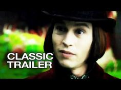 Charlie and the Chocolate Factory (2005) Official Trailer #1 - Johnny Depp Movie HD  A young boy wins a tour through the most magnificent chocolate factory in the world, led by the worlds most unusual candy maker. ...