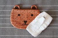 DIY bear pouch
