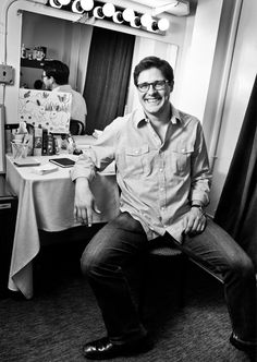 Rich Sommer of HARVEY and MAD MEN