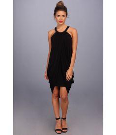 "BCBGMAXAZRIA ""Aurora"" Sleeveless Dress Black - Zappos.com Free Shipping BOTH Ways"
