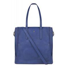 Joules Women's Iola Shoulder Bag - Lake Blue U_IOLA