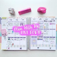 Yup week 38's Plan With Me is live on my YouTube channel now! The clickable link is in my bio for your convenience. Featuring stickers from: @stickwithmeshop @obsessedwithcuteshop @roryssweetaddictions @paperedlove =============================== #planwithme #plannergeek #plannerlove #planneraddict #plannernerd #plannercommunity #plannercommunity #plannergoodies #plannerjunkie #plannersupplies #plannerstickers #stamps #stickers #stationery #ErinCondren #erincondrenlifeplanner #eclp…