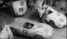 Porsche 1955 Le Mans 550s porsche-teloche garage
