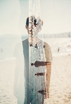 Multiple exposure photography is so fun to do and looks amazing :) Photography Beach, Double Exposure Photography, Film Photography, Photography Rules, Hipster Photography, Multiple Exposure, Photocollage, Oeuvre D'art, Pretty Pictures