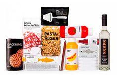 UN ASSAGGIO DI IKEA! / Beautyfood / packaging design / food