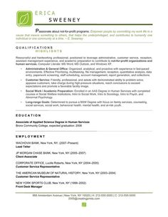 Nonprofit Professional Resume | Resume Writing Service To Win Quality  Interviews