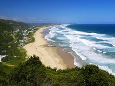 Wilderness Beach, Western Cape, South Africa -