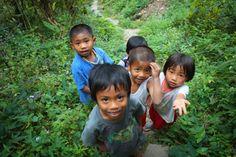 Kids of Bangaan // Philippines