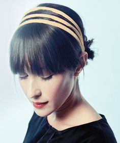 Trend: Multipart headbands