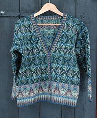 Ravelry: Oregon Cardigan pattern by Alice Starmore