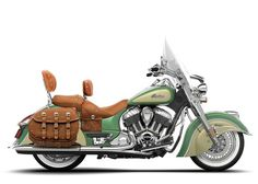 2015 Indian Vintage.  I love the look of this bike!