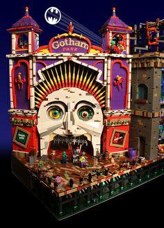 Lego+Batman+and+Robin,+Joker's+Funhouse