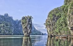 James Bond Island - http://phuket-mega.com/james-bond-island/