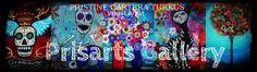 RAW Artists Orange County featuring Pristine Cartera-Turkus; ART, MEXICAN ART, FOLK ART, SHOW, FREE PRINT, PAINTINGS, DIA DE LOS MUERTOS, WHIMSICAL ART, TREE OF LIFE, ORIGINAL, PRISTINE, PRISARTS, SALE, COOL, POPULAR ART, GIFT, ART SHOW