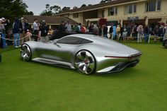 Mercedes AMG Vision - Side view by Dain Blair on 500px