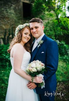 Mr & Mrs Smyth - Sparth House Weddings. Photography by Kerry Woods. (1)