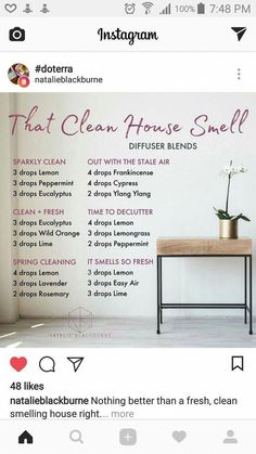 essential oil diffuser blends for studying deep sleep essential oil blend young living Essential Oil Diffuser Blends, Doterra Oils, Doterra Essential Oils, Young Living Essential Oils, Peppermint Essential Oils, Diy Diffuser Oil, Art Naturals Diffuser, Best Smelling Essential Oils, Essential Oil Cleaner