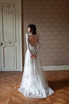 Lace Wedding, Wedding Dresses, Wedding Inspiration, Fashion, Bride Dresses, Moda, Bridal Gowns, Fashion Styles, Weeding Dresses