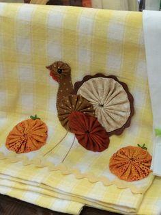 Turkey made with yoyos