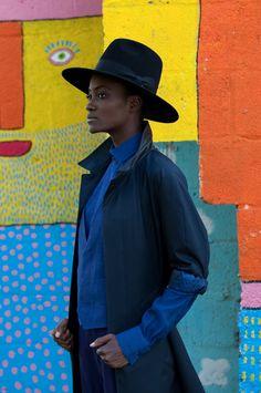 Ozwald Boateng - I love Soweto