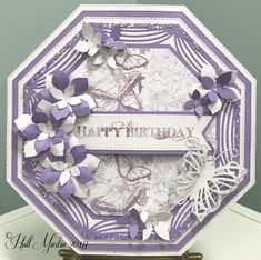 Love how my work so well with :-) Catch my new on tonight at can't wait to show you this gorgeous combination! Steampunk Cards, Hexagon Cards, Tonic Cards, Paper Quilling Cards, Spellbinders Cards, Shaped Cards, Cricut Cards, Card Making Techniques, Marianne Design