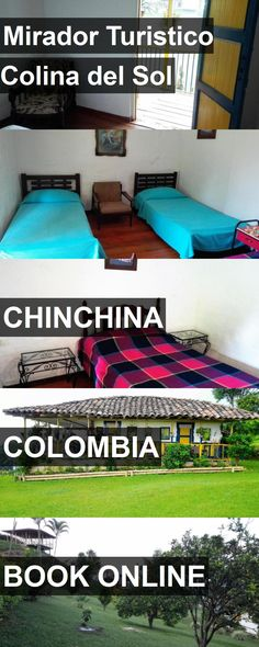 Hotel Mirador Turistico Colina del Sol in Chinchina, Colombia. For more information, photos, reviews and best prices please follow the link. #Colombia #Chinchina #travel #vacation #hotel