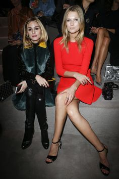 Fashion Week Front Row Style: Our Favorite A-List Moments of the Fall 2016 Ready-to-Wear Shows - Vogue