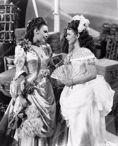 photo Lena Horne Kathryn Grayson film Till the Clouds Roll By 347-06