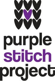 Purple Stitch Project (PSP) is a web-based charitable organization to benefit babies, children and teens with epilepsy. The 1st goal of this initiative is a call to action for people who knit, crochet, or sew to make purple (the epilepsy awareness color) gifts for kids with seizure disorders. These gifts will serve as a reminder that they are not alone — that they have community support.