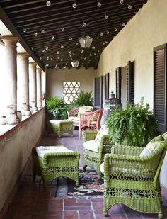Wicker Living Room Screened Porches wicker pattern blue and white. Wicker Furniture Cushions, Outdoor Wicker Furniture, Wicker Bedroom, Wicker Table, Outdoor Cushions, Garden Furniture, Wicker Chairs, Wicker Trunk, Wicker Baskets