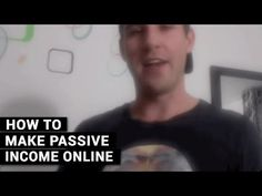 How To Make Passive Income Online - http://timechambermarketing.com/uncategorized/how-to-make-passive-income-online/