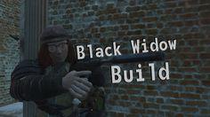 Fallout 4 Builds   Black Widow