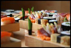 Sushi by SmirkingMan.deviantart.com on @deviantART