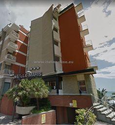 Taliansko, Ligúria - Pietra Ligure, Residence Stella Maris. Dovolenka pri mori, ubytovanie v apartmánoch, residencia priamo pri pláži. Stella Maris, Multi Story Building