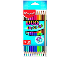 Maped duo color'peps | cora.ro