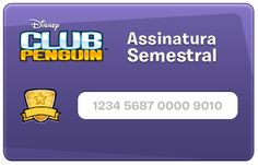 Selecione o seu Vale-Presente | Club Penguin