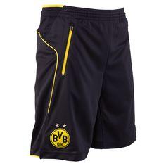 Borussia Dortmund Training Short  / / /  Soccer training gear and apparel at WorldSoccerShop.com