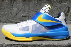 "Nike Zoom KD 4 ""Entourage"""