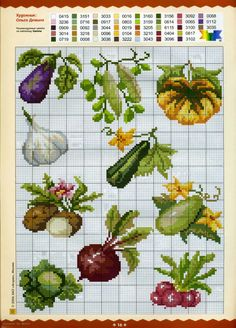 warzywa różne